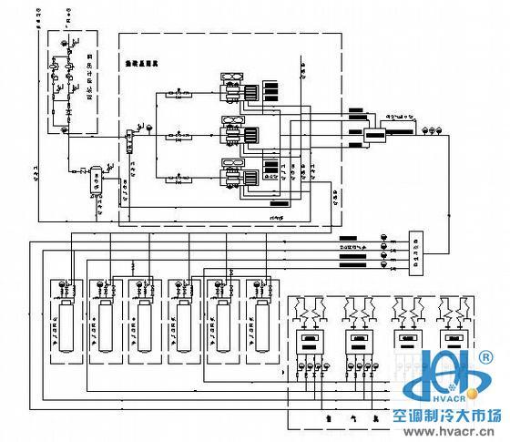 cng加气站平面布置与工艺流程图