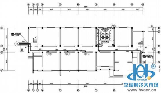 寝室电路简化图