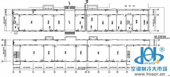 某小学教学楼采暖施工图