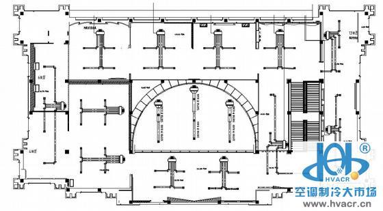 别墅16*7平面设计图展示