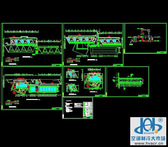 采暖管道平面布置图_设计图例下载
